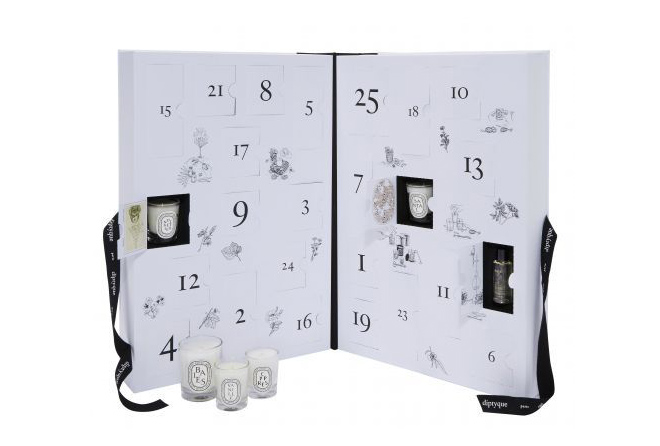 Diptyque Christmas advent calendar 2015