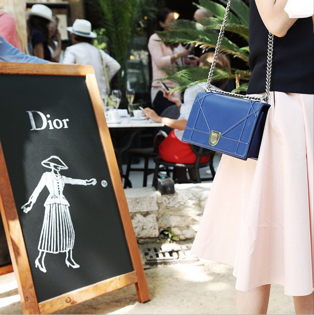 Dior Resort 2016 Fashion Show