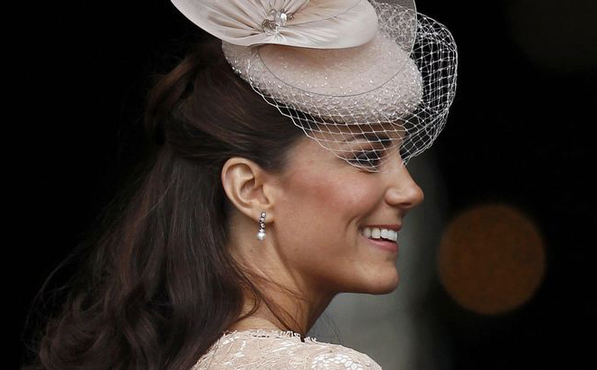 Dutchess of Cambridge design by Jane Taylor