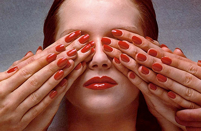 fashion photographer Guy Bourdin