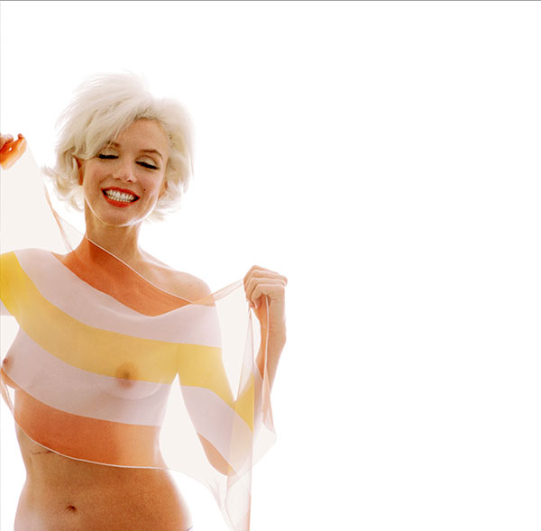 marilyn monroe topless image