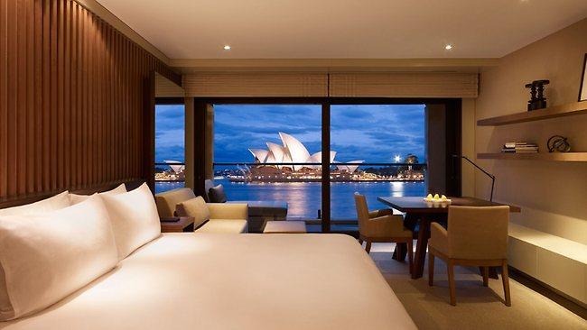park hyatt hotel sydney australia image