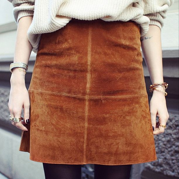 @josefinsoso seventies skirt