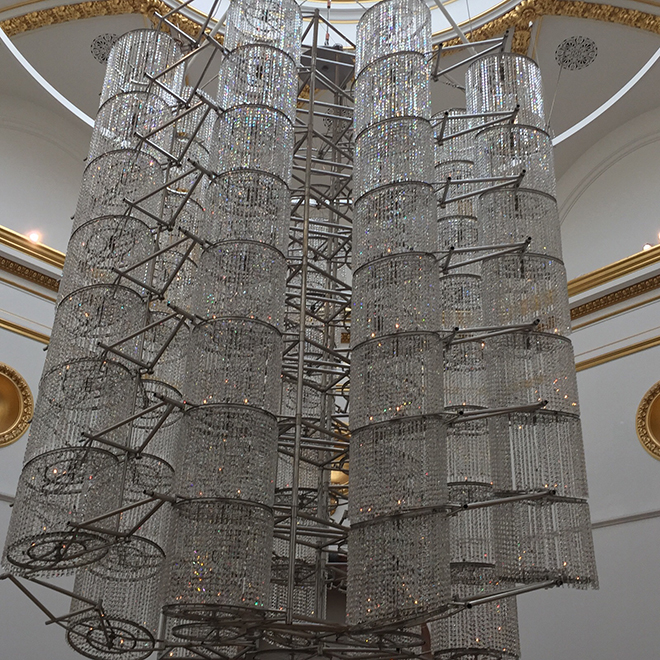 Ai Wei Wei Exhibition Royal Academy 2015