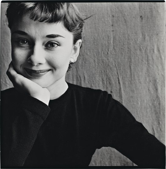 Audrey Hepburn Irving Penn Vogue