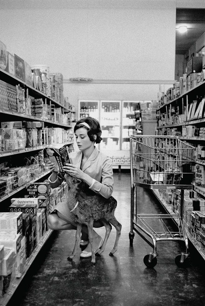 Audrey Hepburn Bob Willoughby