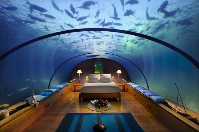 Poseidon Undersea Resort Dubai