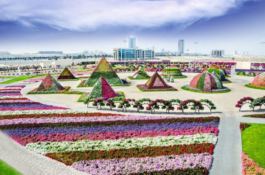 The Dubai Miracle Garden Dubai