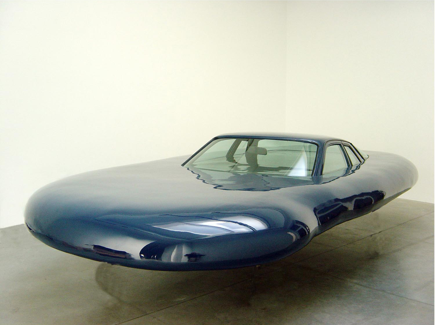 flying cars Erwin Wurm
