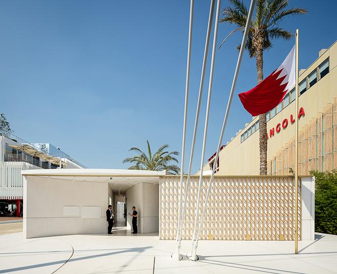 Expo Milano 2015 Angola pavilion Darren Bradley