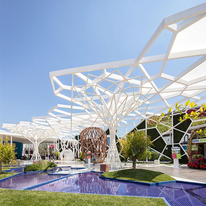 Expo Milano 2015 Turkey pavilion Darren Bradley