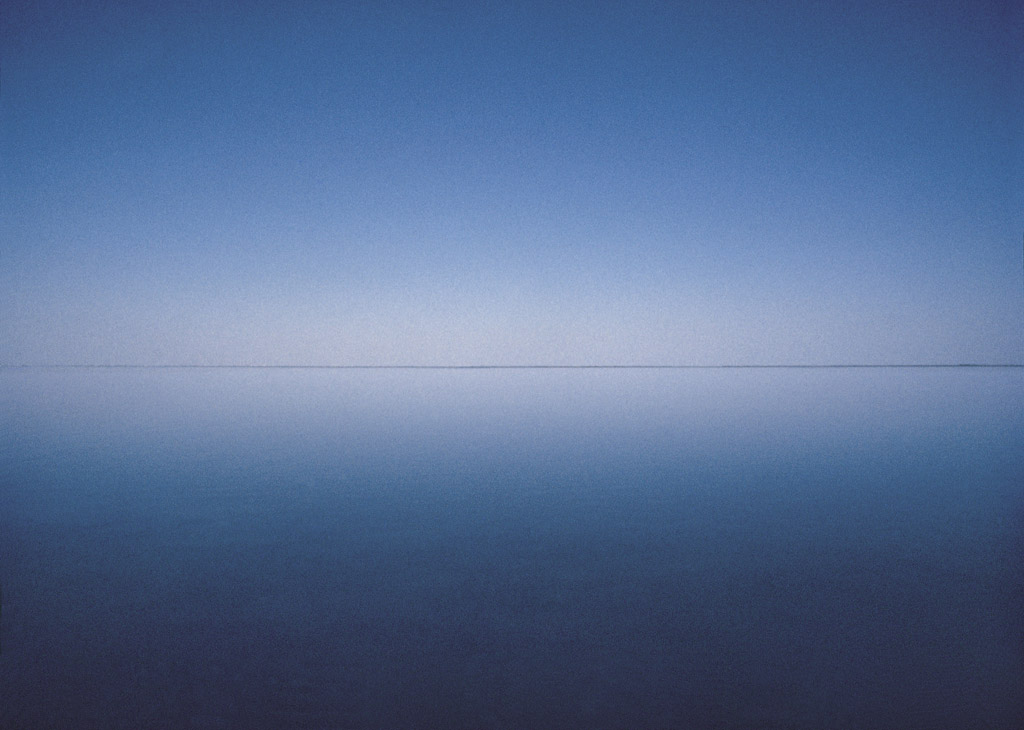 Orizzonte 1976 © Franco Fontana landscape photography