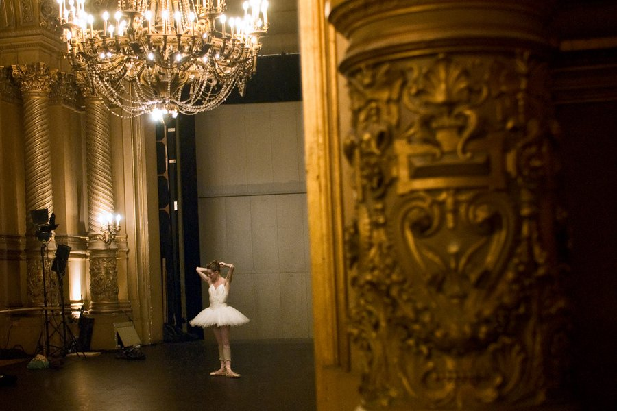 Kyle Froman ballet photography