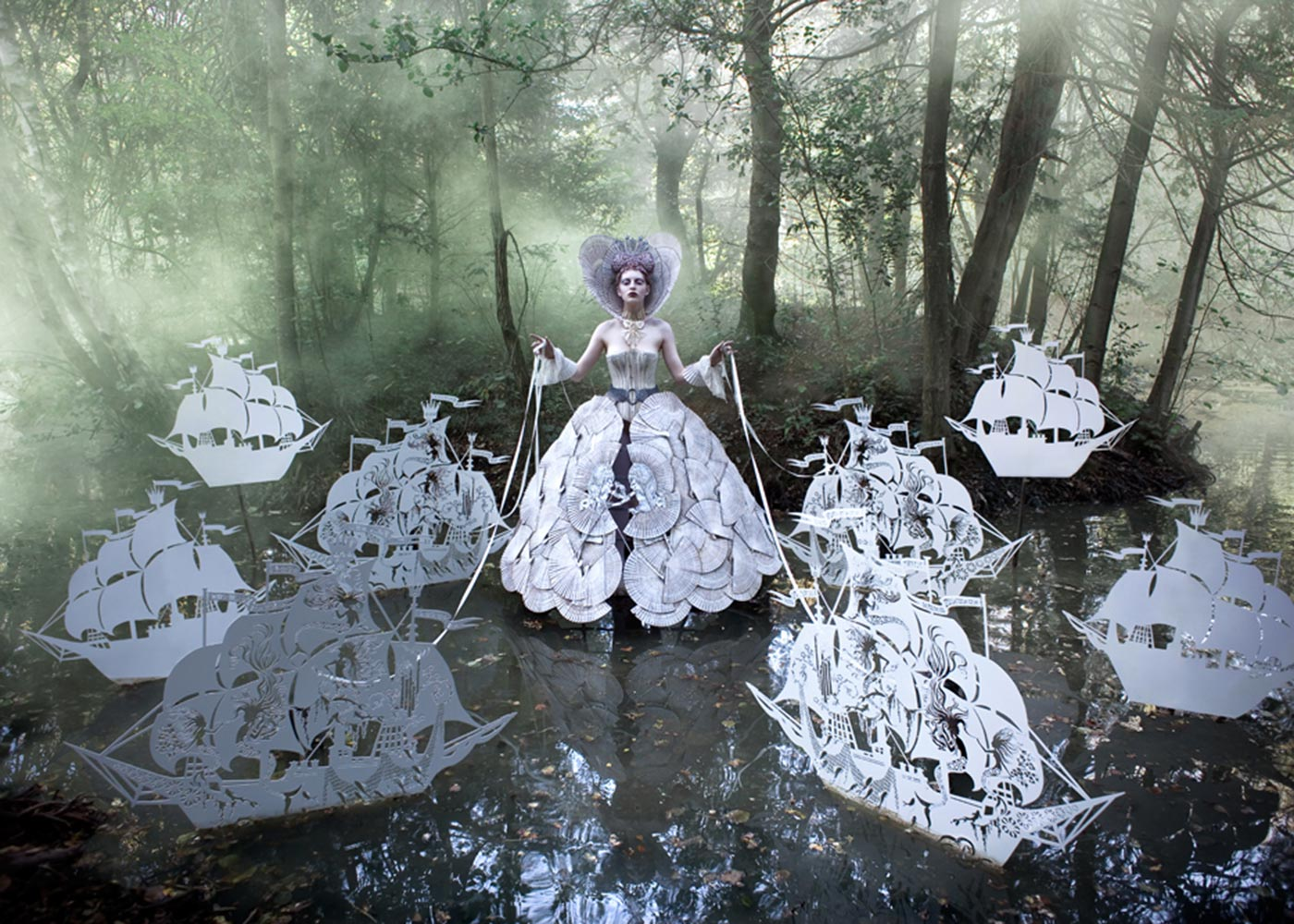 The-Queens-Armada-Kirsty Mitchell