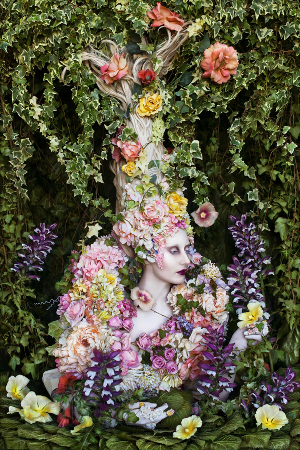 The-Secret-Locked-In-The-Roots-Kirsty Mitchell