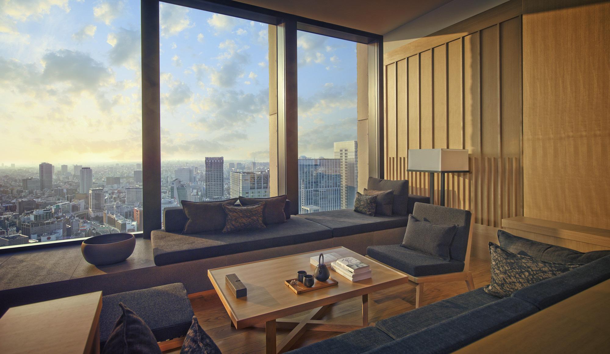 Aman Tokio hotel