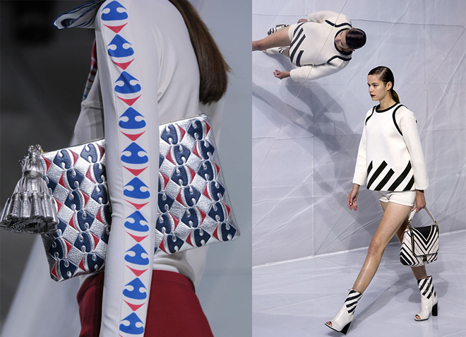 Anya Hindmarch London Fashion Week SS16