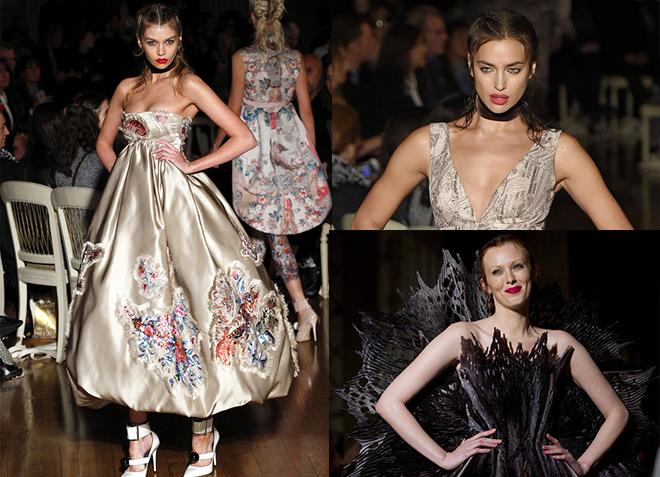 Giles London Fashion Week SS16