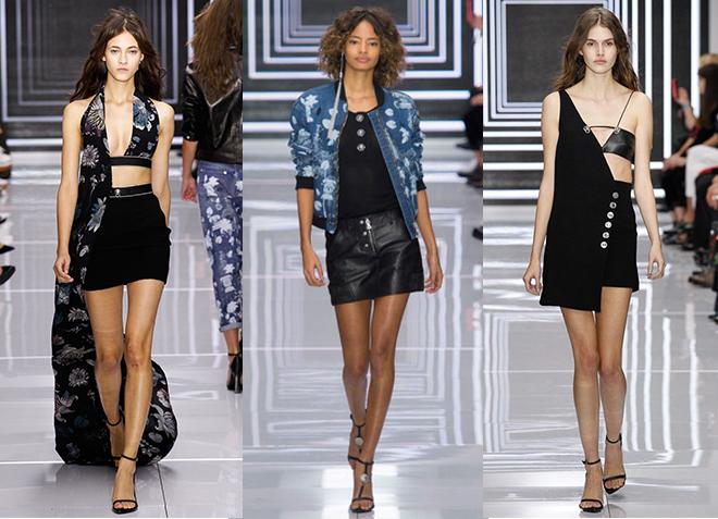 Versus Versace London Fashion Week SS16