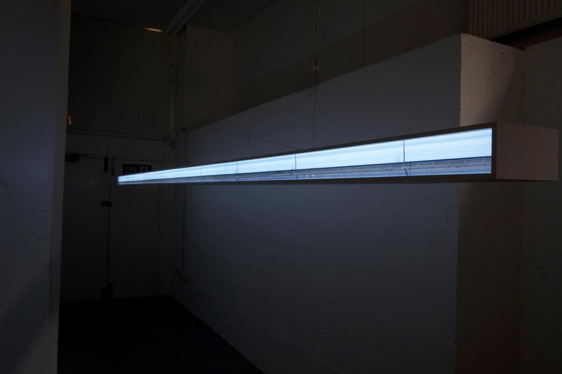 State Machine, 2013-2014, Joachim Sefzick South Kiosk Gallery, London