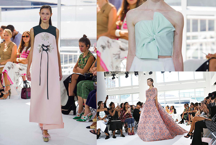 Delpozo New York Fashion Week