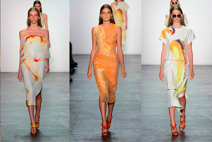 Prabal Gurung New York Fashion Week