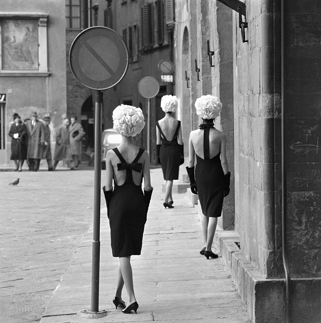 The Italian collections Queen 1961 Norman Parkinson