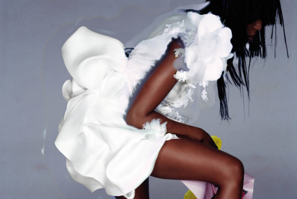 Nick Knight, Campbell (2010). Photo courtesy of Christophe Guye Paris Photo 2015