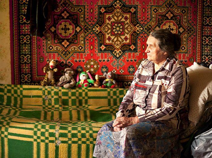 Old Woman Adad Hannah Photo 50 London Art Fair 2015