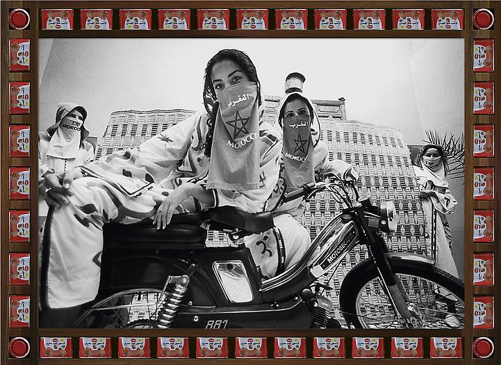 Love Maroc Hassan Hajjaj Photo 50 London Art Fair 2015