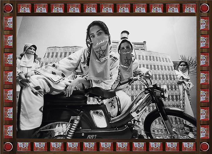 Love Maroc Hassan Hajjaj Photo 50 London Art Fair 2015