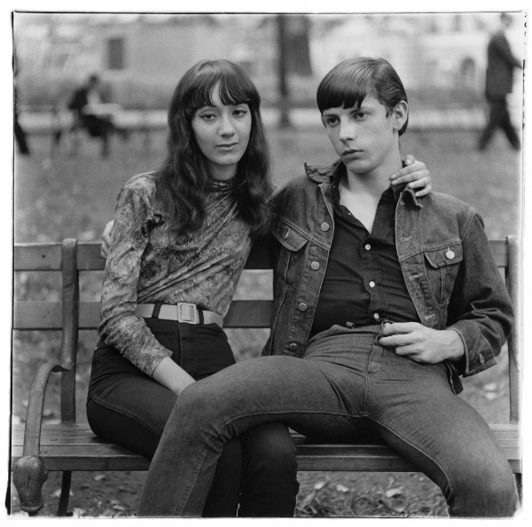 Diane Arbus Photo London