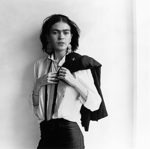 frida kahlo Robert-Toren London Photo