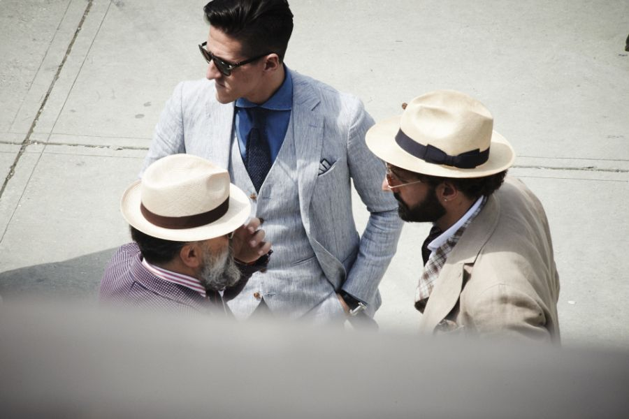 Pitti People Enrico Labriola