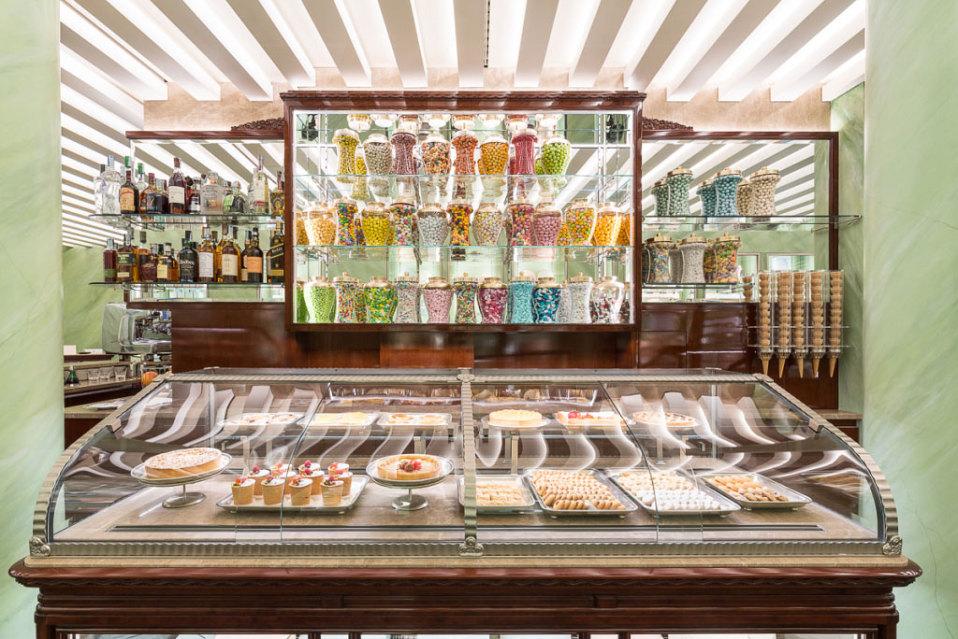 Pasticceria Marchesi Prada Pastry shop