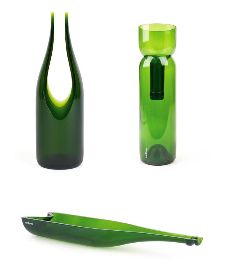 half bottle image