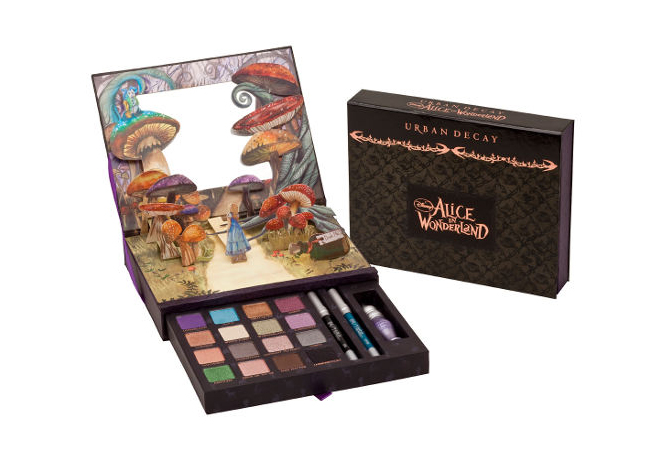 urban decay alice lovely packaging