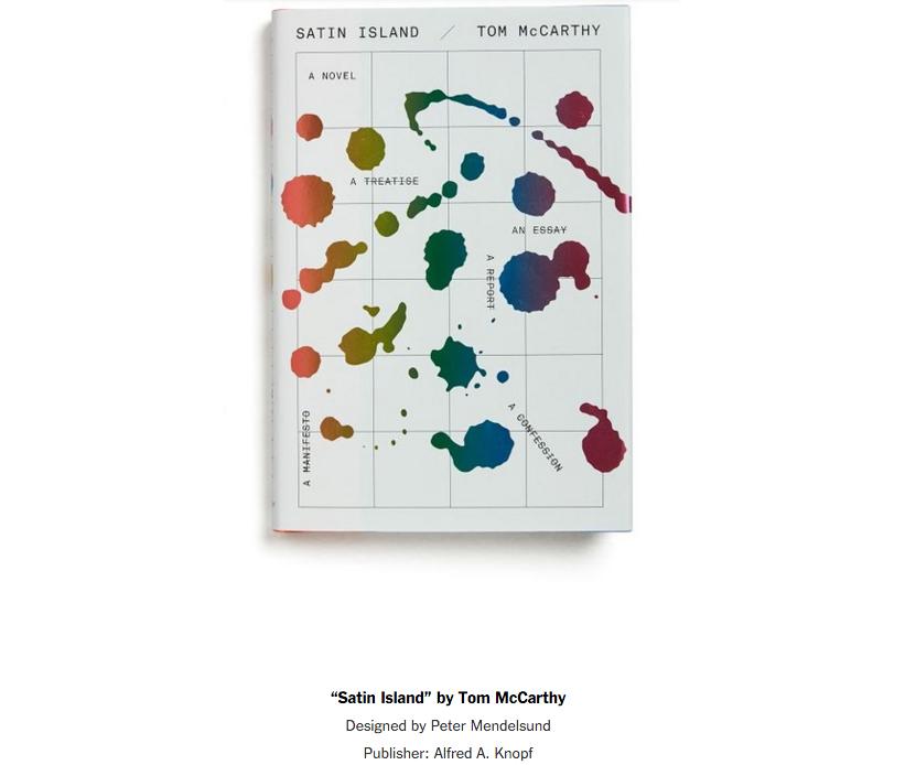 Satin Island by John McCarthy