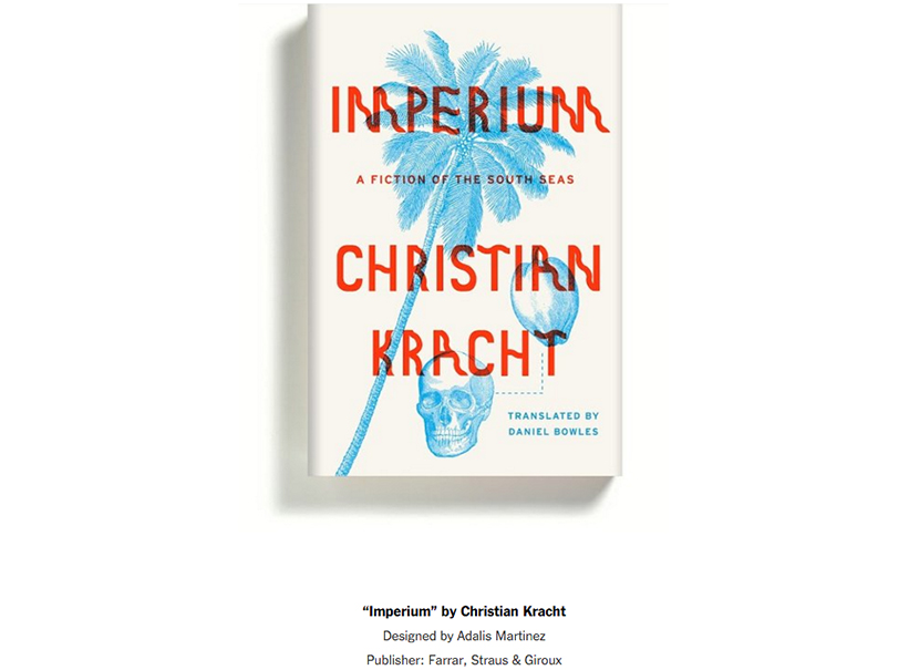 Imperioum by Christian Kracht