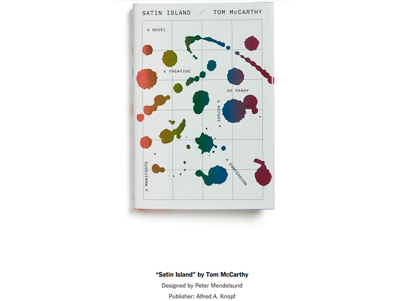 Satin Island by Tom McCarthy