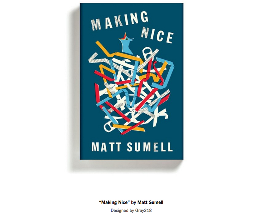 Making Nice by Matt Sumell