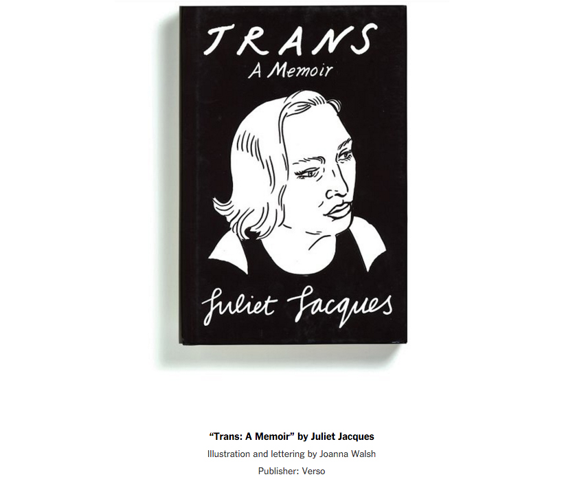 Trans: A memoir by Juliet Jacques