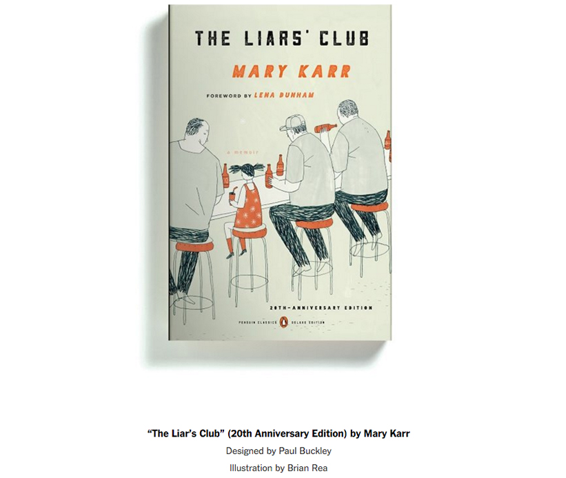 The Liars Club by Mary Karr