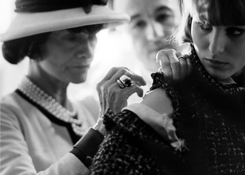 Coco Chanel Douglas Kirkland