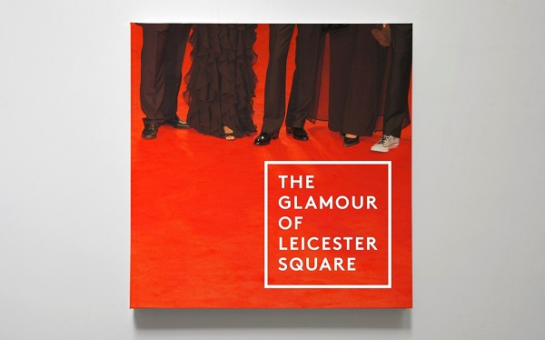 book The Glamour of Leicester Square