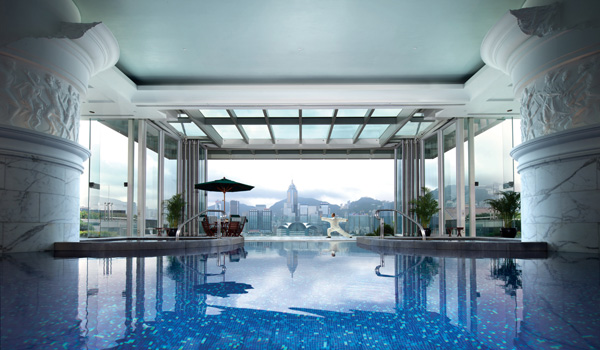 The Peninsula Hong Kong spa
