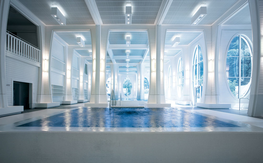 Grand Resort Bad Ragaz health center