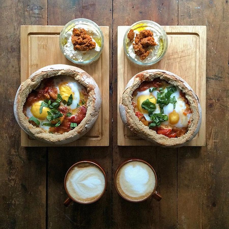 symmetric breakfast