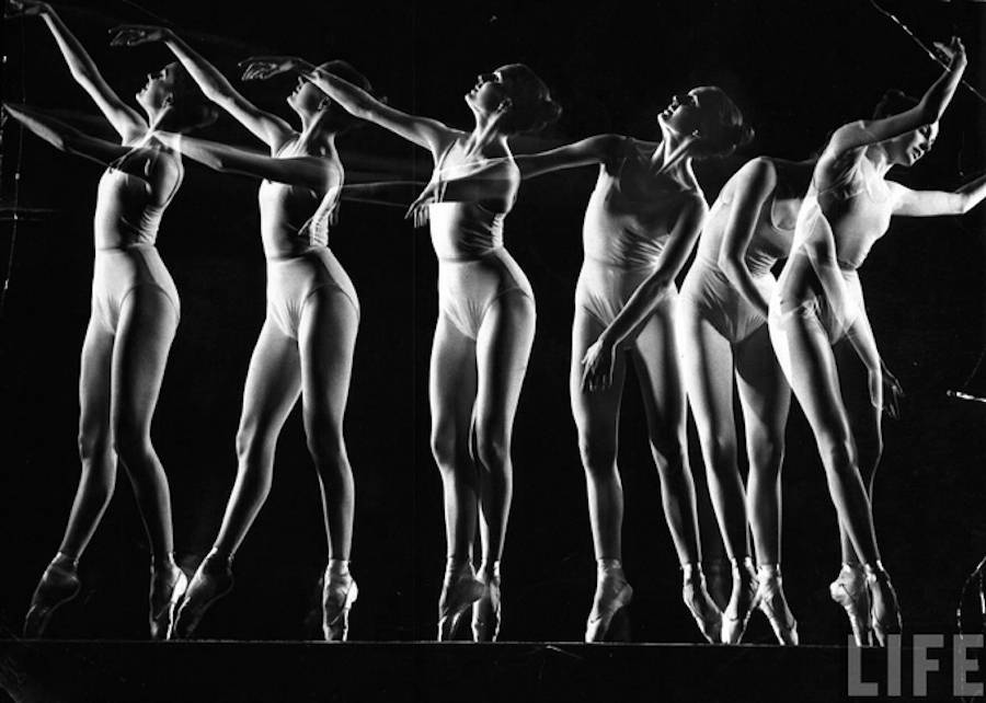 The art of repetition: Gjon Mili