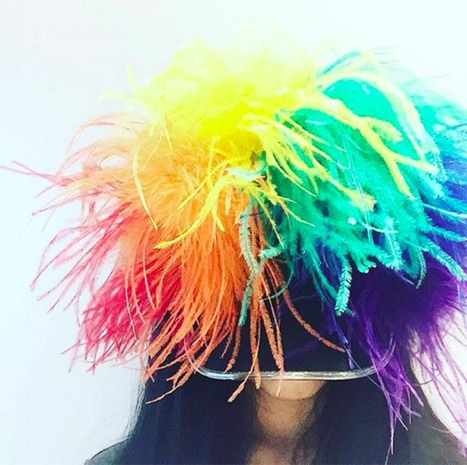 SusieBubble London Fashion Week AW16